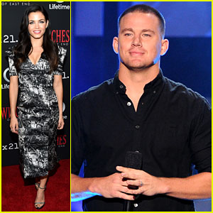 Channing Tatum & Jenna Dewan: Comic-Con's Hottest Couple!