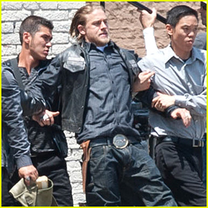 Charlie Hunnam's 'Sons of Anarchy' Gets Final Season Premiere Date & Live Aftershow!