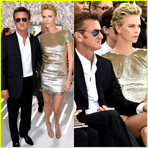 Charlize Theron couple