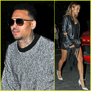 Chris Brown Thanks God For Allowing Him to Do What He Loves