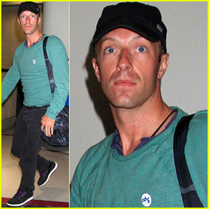 Chris Martin & Gwyneth Paltrow Enjoyed a 'Relaxed' Meal Together