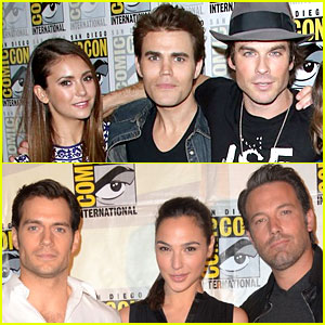 2014 Comic-Con -- Complete Coverage!