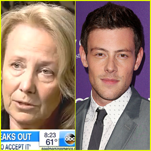Cory Monteith's Mom Ann McGregor Opens Up About Her Son's Tragic Death in New Interview (Video)