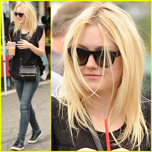 Dakota & Elle Fanning Don't Talk About Acting Very Much!