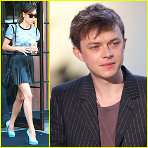 Dane DeHaan & Aubrey Plaza Bring 'Life After Beth' to AOL HQ
