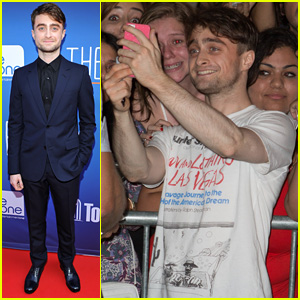 Daniel Radcliffe Premieres 'What If' in Toronto After Closing Out Broadway's 'Cripple of Inishmaan'