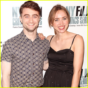 Daniel Radcliffe & Zoe Kazan Screen 'What If' in NYC