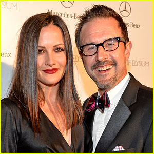 David Arquette: Engaged to Christina McLarty!