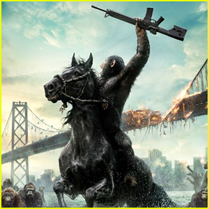 'Dawn of the Planet of the Apes' Tops Weekend Box Office with Stellar $73 million Debut!