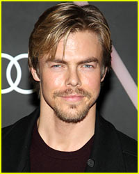 Derek Hough Dances Out His 'Milk & Cereal' Dance - Watch Now!