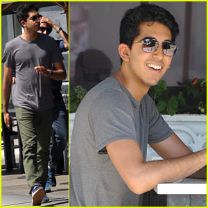 Dev Patel Teases 'Newsroom' Season Has Some of the 'Best Episodes' He's Read!