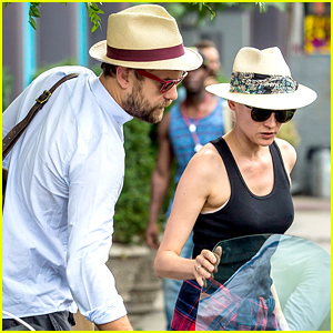 Diane Kruger's Boyfriend Joshua Jackson Is Very Chivalrous On Her Birthday!