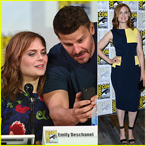 Emily Deschanel & David Boreanaz Gives Us Intense 'Bones' Season 10 Trailer - Watch Now