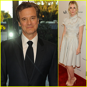 Emma Stone Really Annoyed Colin Firth By Live-Texting Him Details About His 'Bridget Jones' Performance!