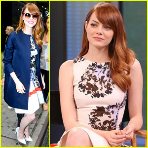 Emma Stone Named Her Dog After Woody Allen's Alvy Singer, But He Doesn't Know It!