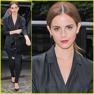 Emma Watson Will Learn to 'Snare Rabbits' for 'Queen of the Tearling'