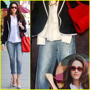 Emmy Rossum Lays Out Her Daily Outfits Ahead of Time