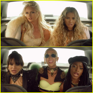 G.R.L. Premiere Their Music Video for 'Ugly Heart' - Watch Now!