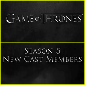 'Game of Thrones' Announces Nine New Cast Members - Watch Now!