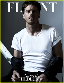 Garrett Hedlund Dishes on Working with Brad Pitt & How He Helped Him as an Actor!