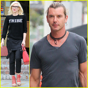 Gavin Rossdale Will Join Gwen Stefani's Team on 'The Voice'!