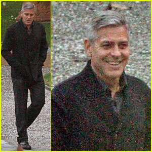 George Clooney Slams Reports that Amal Alamuddin's Mother Opposes Their Wedding on Religious Grounds
