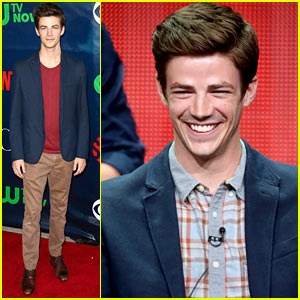 Grant Gustin's 'The Flash' Will Cross Over with 'Arrow' This Year!