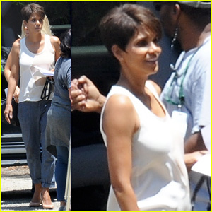 Halle Berry Has Intense Space Encounter in 'Extant' - Watch Now!