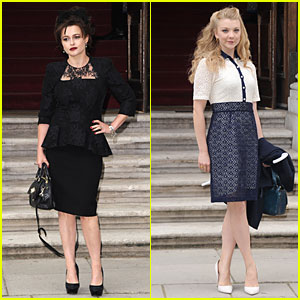 Helena Bonham Carter & Natalie Dormer Are the Best of Britain!
