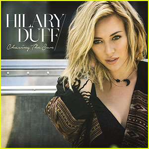 Hilary Duff: 'Chasing the Sun' Fu