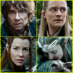 'Hobbit: Battle of the Five Armies' Trailer is Here!