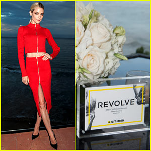 Jaime King Hosts Just Jared x REVOLVE Dinner in Malibu!