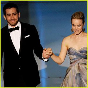 Jake Gyllenhaal & Rachel McAdams Danced the Night Away at Recent Party!