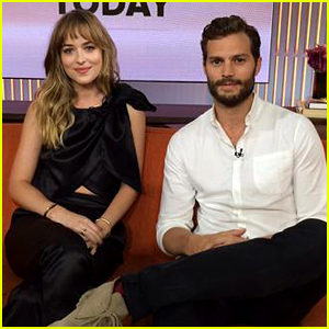 Jamie Dornan & Dakota Johnson's 'Fifty Shades of Grey' Sex Scenes Were 'Technical & Choreographed'