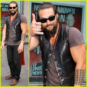 Jason Momoa Told 'Game of Thrones' Author: 'Go F--k Yourself'