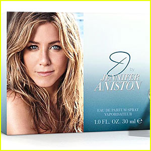 Jennifer Aniston Launches Second Fragrance 'J by Jennifer Aniston'