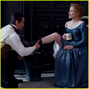 Jessica Chastain Begs Colin Farrell to Seduce Her in First 'Miss Julie' Trailer - Watch Now!