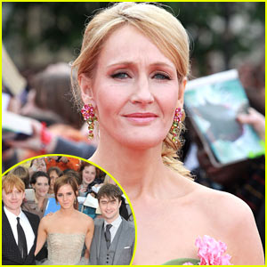 JK Rowling Publishes New 'Harry Potter' Short Story with a Glimpse Into the Future!