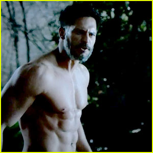 Joe Manganiello Talks Shocking 'True Blood' Moment - Spoilers!