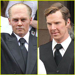 Johnny Depp's 'Black Mass' Gets Release Date For Fall 2015!