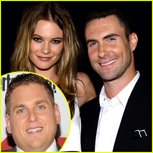 Jonah Hill Officiated Adam Levine & Behati Prinsloo's Wedding!