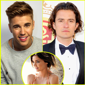 Justin Bieber Shares Photo of Orlando Bloom's Ex-Wife Miranda Kerr After Fight V