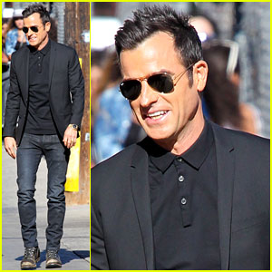 Justin Theroux: My Life is Not a Circus, But I Worked at a Circus!