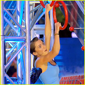 Kacy Catanzaro Makes History on 'American Ninja Warrior' - See the Amazing Video!