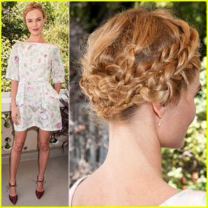 Kate Bosworth's Braided Hairdo is a Style We Want to Steal!