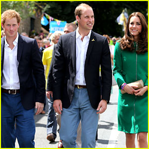 Kate Middleton, Prince William, & Prince Harry Will Always Be Our Favorite Royal Trio!