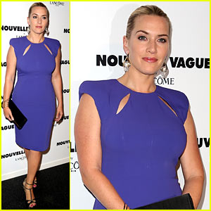 Kate Winslet Was an Enthusiastic Federer Fan at Wimbledon!