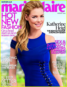 Katherine Heigl to 'Marie Claire UK': I Felt Betrayed By My Career