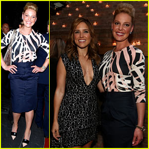 Katherine Heigl & Sophia Bush Party It Up for NBC's TCA Tour!