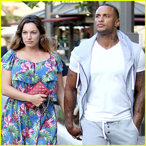 Kelly Brook's Fiance David McIntosh Isn't After One Night Stands Anymore!
